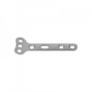 Quarter Tubular Plate for 2.7mm Screws