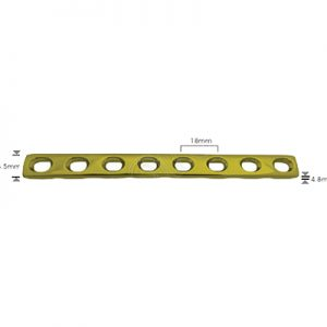 Narrow LC-DCP Plate 4.5