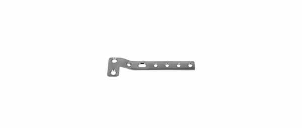 4.5mm L-Plate Buttress, Right Angled (for Left Leg)